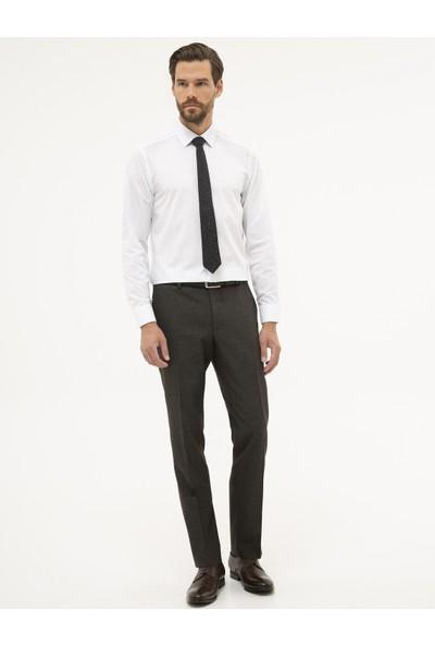 Pierre Cardin Erkek Slim Fit Basic Gömlek 50231248-Vr013