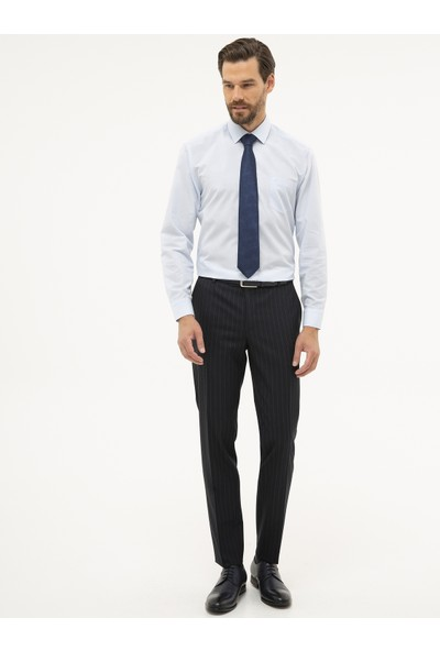 Pierre Cardin Erkek Regular Fit Basic Gömlek 50231291-Vr003