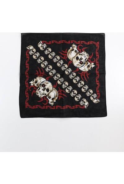 Bpm Pac Bandana Unisex Design Style Bone