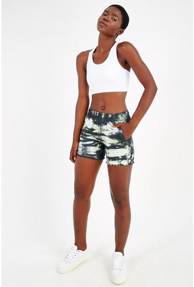Maraton Kadın Sportswear Şort