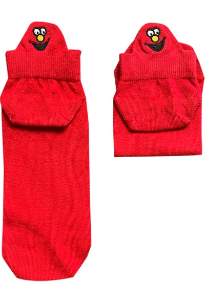 Socks Stations 6'lı Susam Sokağı Çorap Kutusu