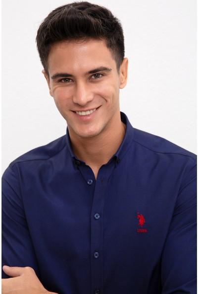 U.S. Polo Assn. Erkek Gömlek 50233224-Vr033