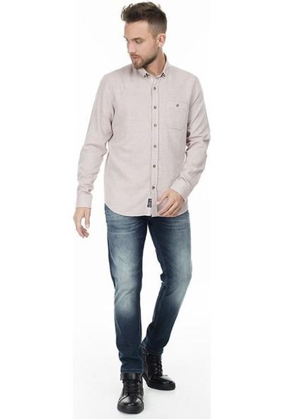 Five Pocket Erkek Kot Pantolon 7255S716BARTEZ