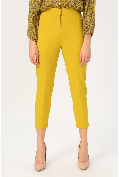 Random Kadın Klasik Kesim Yüksek Bel Pantolon
