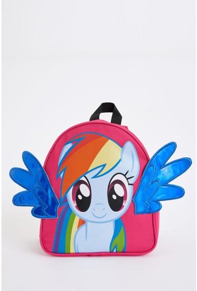 Defacto Kız Çocuk My Little Pony Okul Ve Sırt Çantası