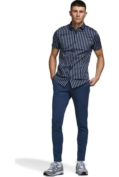 Jack & Jones Jeans Intelligence Jjımarco Slim Fit Pantolon Erkek Pantolon 12173630