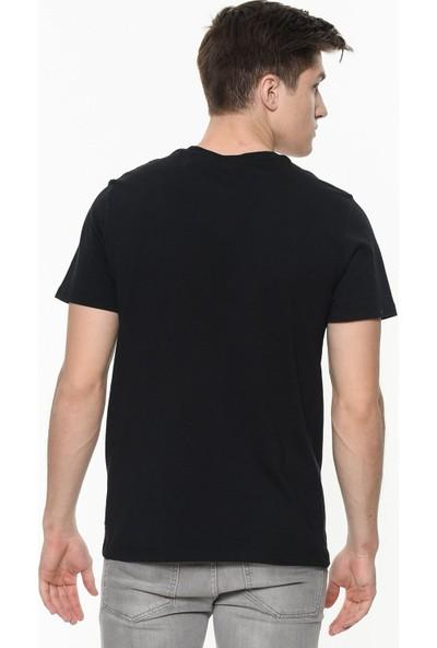 Levi's Baskılı Bisiklet Yaka Erkek T Shirt 85785-0001+02