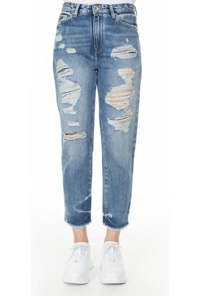 Armani Exchange J16 Jeans Kadın Pamuklu Pantolon