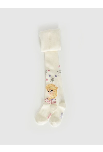 LC Waikiki Frozen Kız Çocuk Külotlu Çorap