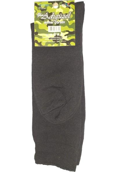 Adıgüzel Erkek Askeri Çorap 6'lı