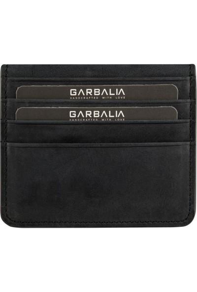 Garbalia Regina Vintage Deri Erkek Kartlık Cüzdan
