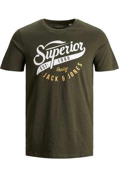 Jack&jones Erkek T-Shirt