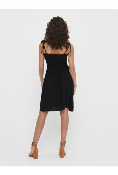 Only Kadın Onlannıka S/l Smock Dress Wvn Noos Kadın Elbise