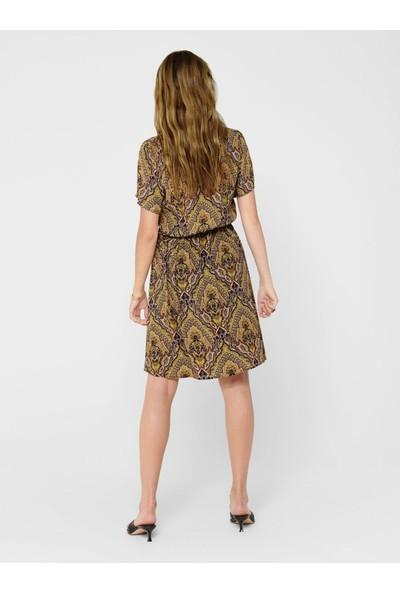 Only Onlvıde S/s Dress Kadın Elbise