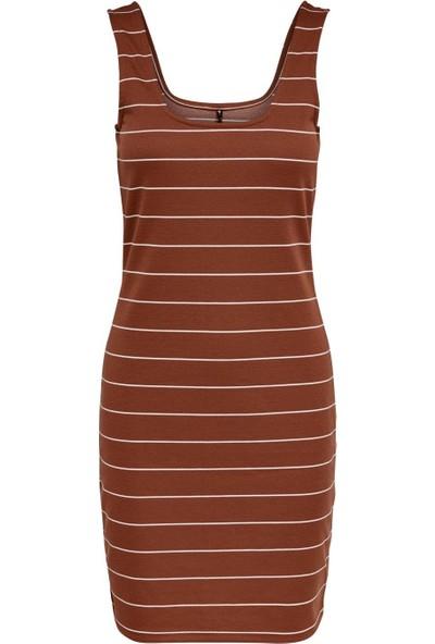 Only Onllouı S/l Bodycon Dress Box Jrs Kadın Elbise