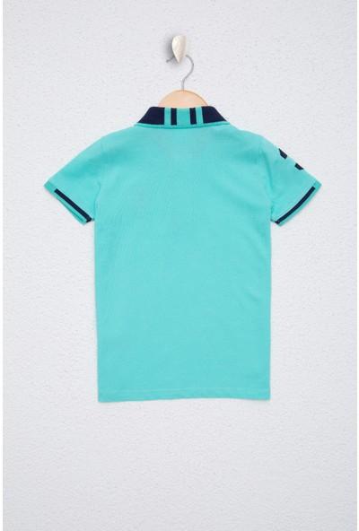 U.S. Polo Assn. Erkek Çocuk T-Shirt Basic 50222611-Vr090