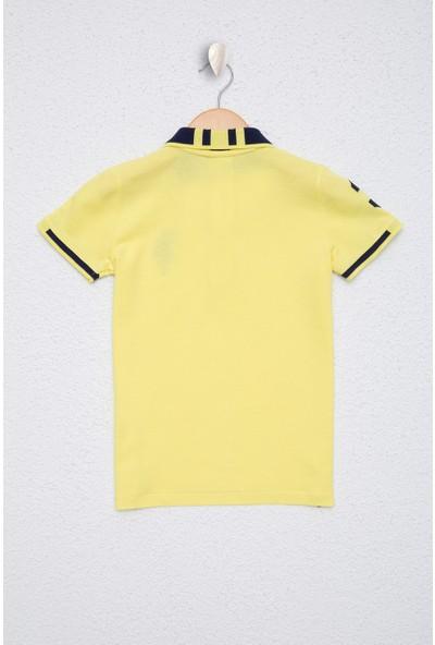 U.S. Polo Assn. Erkek Çocuk T-Shirt Basic 50222611-Vr044