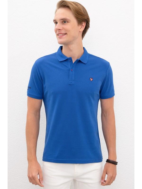 U.S. Polo Assn. Mavi T-Shirt Basic 50218822-VR045