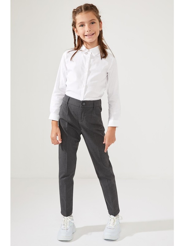DeFacto Kız Çocuk Carrot Fit Pantolon N8413A620AU