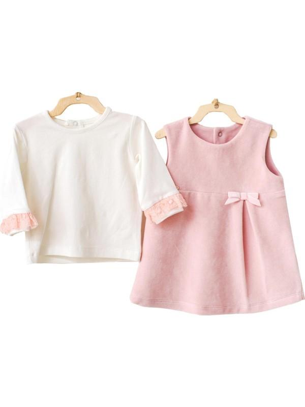 Andywawa Hello Little Lady Elbise Takımı AC21189