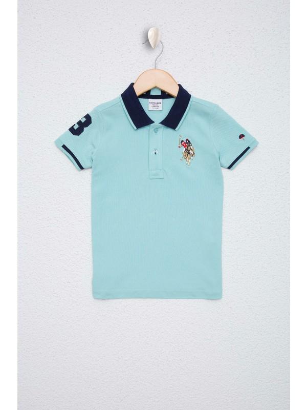 U.S. Polo Assn. Erkek Çocuk T-Shirt Basic 50222611-Vr007