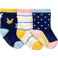 Carter's 3'lü Çocuk Çorabı 2J072910