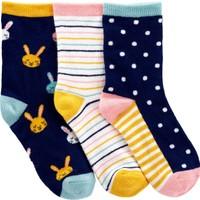Carter's 3'lü Çocuk Çorabı 3J072910