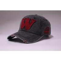 Şapka Dünyası W Yıkamalı Baseball Şapka