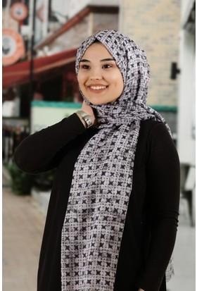 Zen İpek Batik Desen Şal - V1