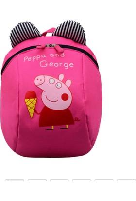 Schulzz Peppa Pig Karakter Çocuk Sırt Çantası
