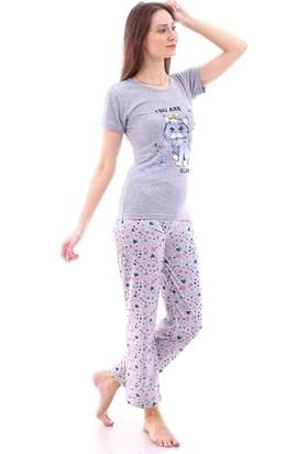 Moda Hitap Kadın Pijama Takımı