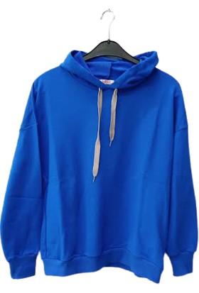 Rose Moda Erkek Kapşonlu Sweatshirt