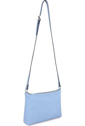 19V69 Italia 1980 Mavi Kadın Çapraz Çanta