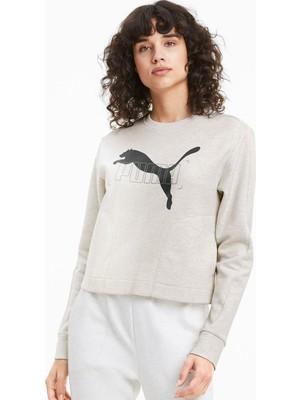 Puma Kadın Günlük Sweatshirts Nu-Tility Crew 58355319