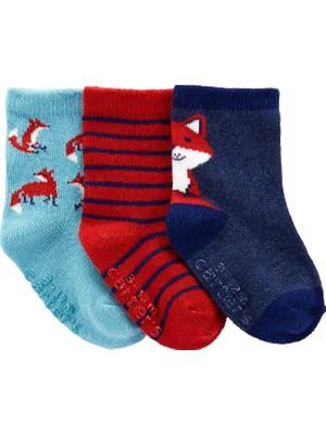 Carter's 3'lü Bebek Çorabı 1I985510