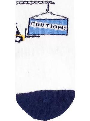 Carter's 3'lü Çocuk Çorabı 2I986110