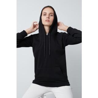 Lela Cep Detaylı Kapüşonlu Kadın Sweatshirt 5413020