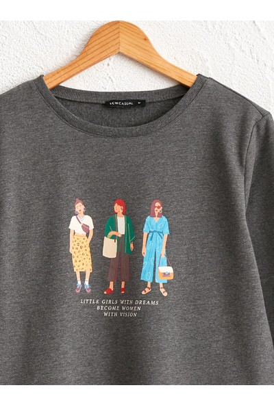 LC Waikiki Kadın Sweatshirt