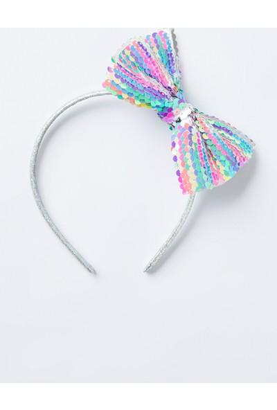 Penti Çok Renkli Kız Çocuk Rainbow Taç