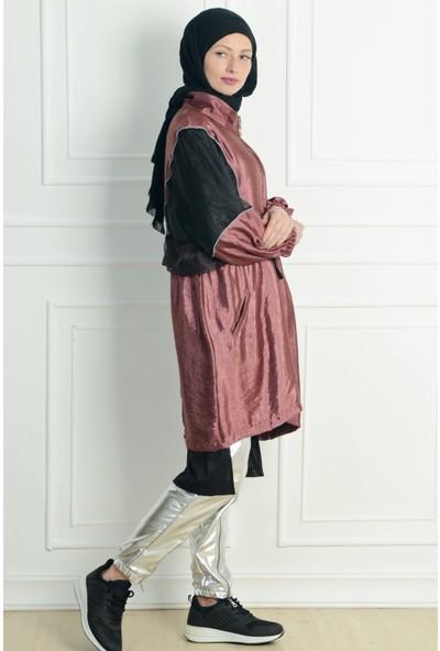 Nc Design Kadın Rose Trençkot