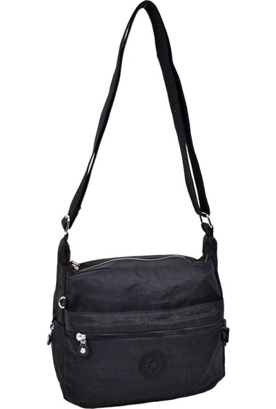 Smart Bags Çapraz Çanta Siyah 1056