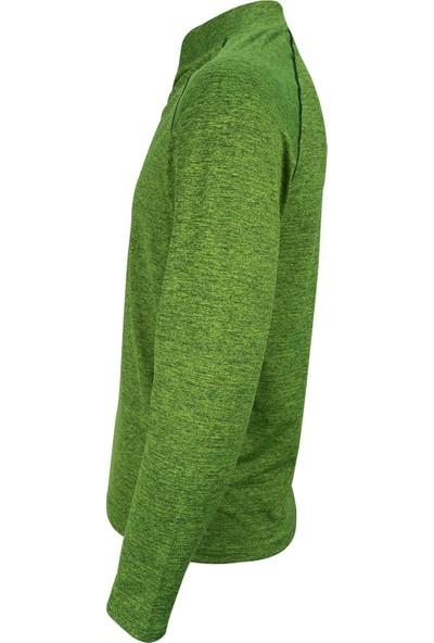 Fimerang Spor Yarım Fermuarlı Sweatshirt