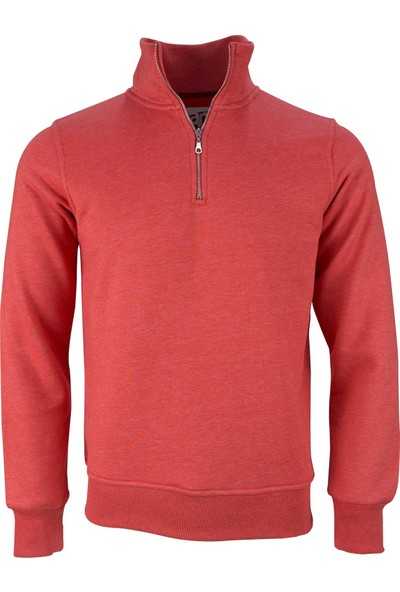 Fimerang -Yarım Fermuarlı Sweatshirt