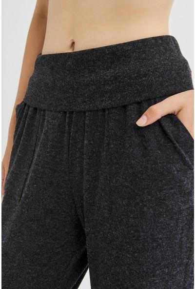 Penti Antrasit Dance Soft Pantolon
