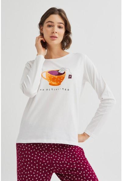 Penti Çok Renkli Activitea Pijama Takımı