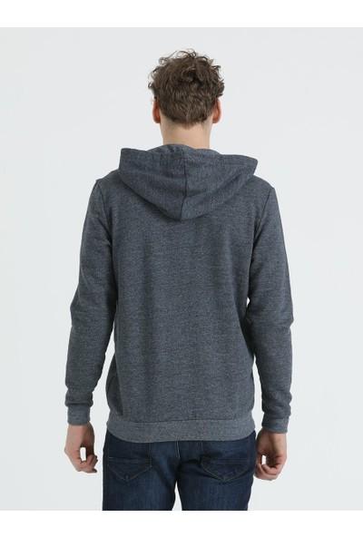 Loft Kapşonlu Erkek Sweatshirt 2016110