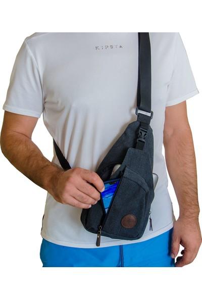 Lederax LD64 Çapraz Sırt ve Göğüs Çantası Bodybag
