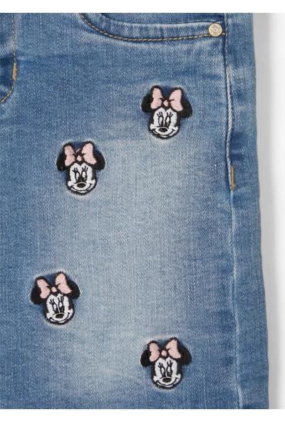 Name it Kız Çocuk Disney Minnie Baskılı Etek