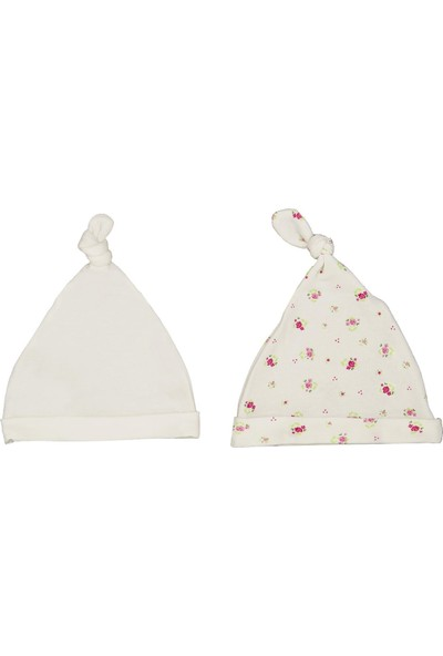 Mamino 2'li Bebek Şapkası 14073