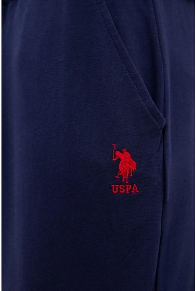 U.S. Polo Assn. Erkek Lacivert Örme Şort 50224107-VR033